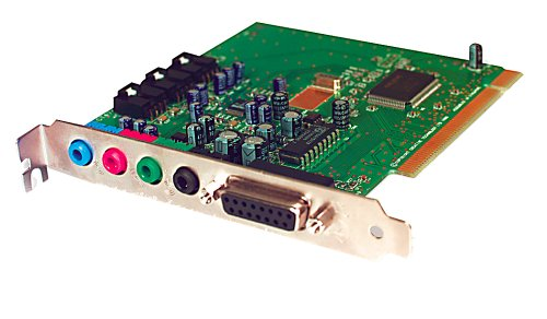 An internal Soundcard